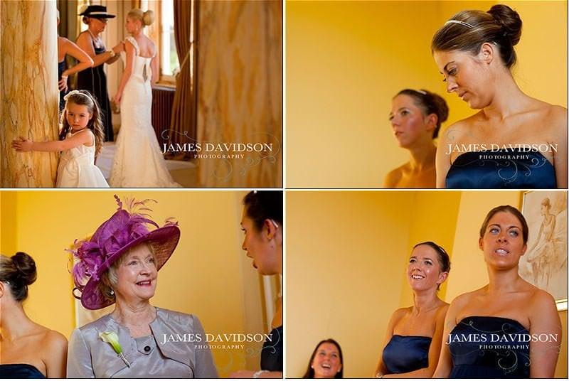 yellow wedding photos