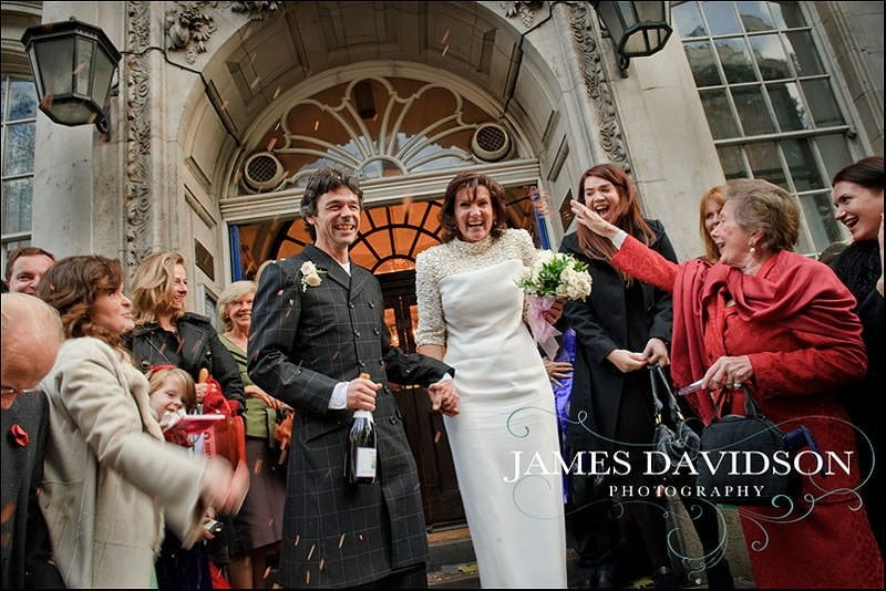 Chelsea Registry Office Wedding photographer