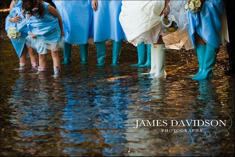 wedding wellie boots