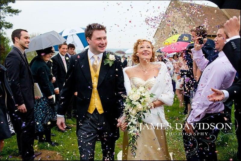 Ramsholt Church wedding Suffolk