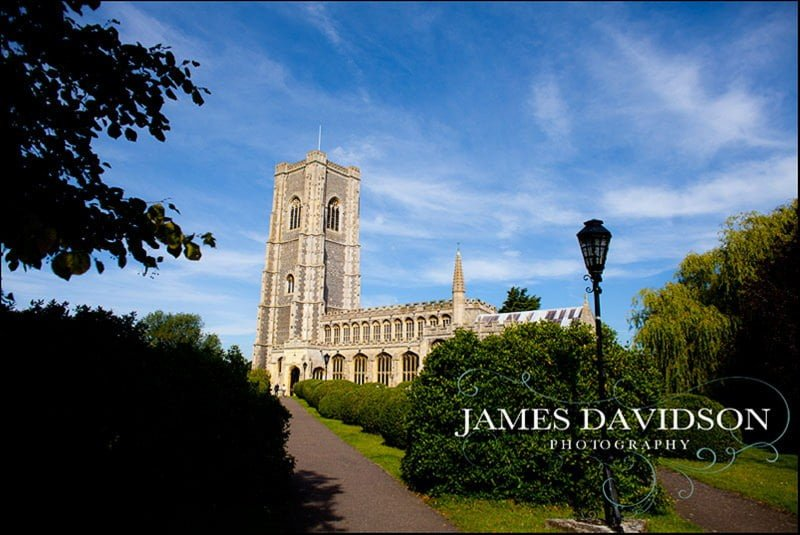 lavenham church