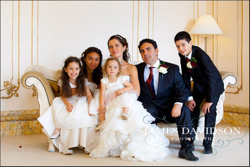 bridal suite at gosfield Hall