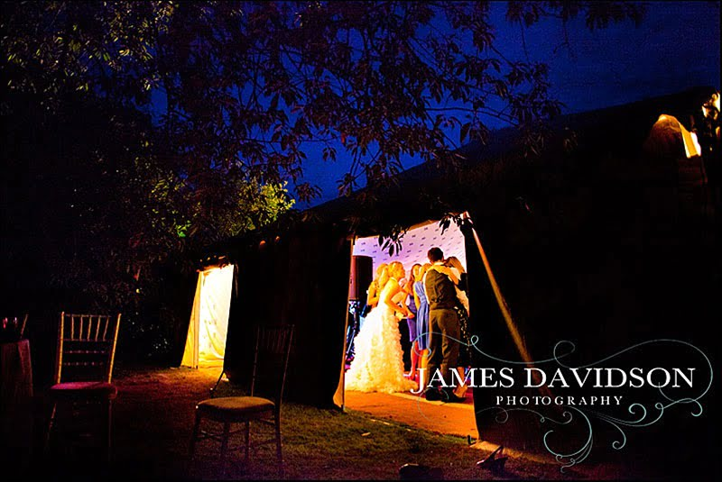 Suffolk marquee wedding