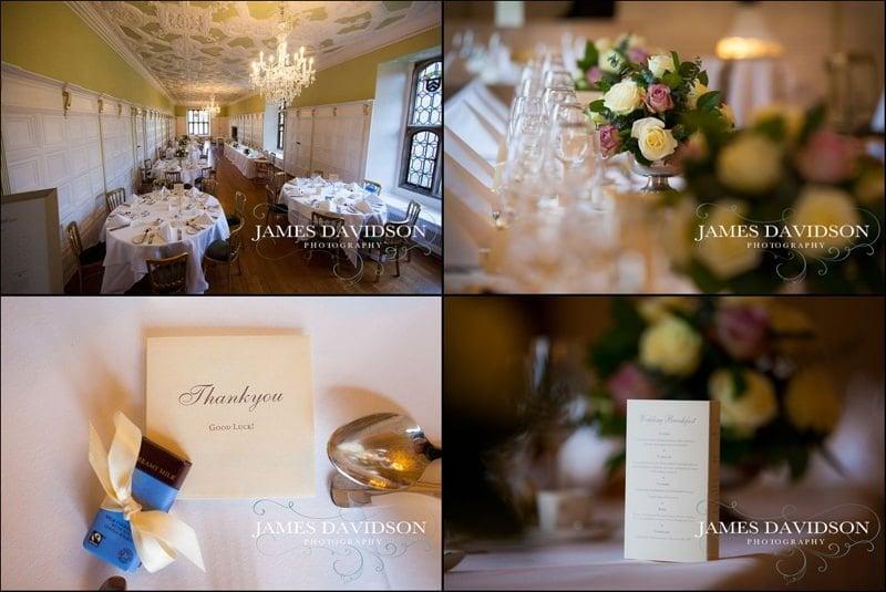 ballroom at Hengrave Hall