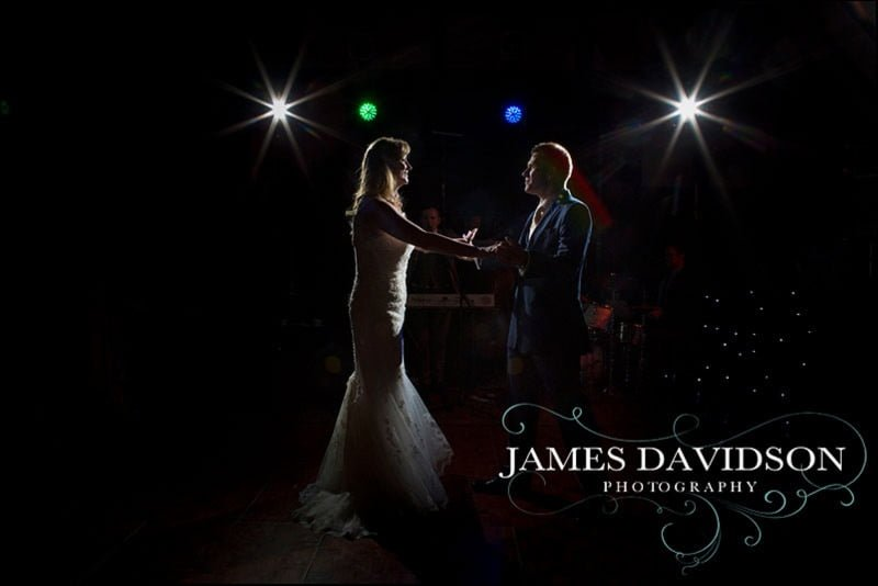 Ramster Hall wedding