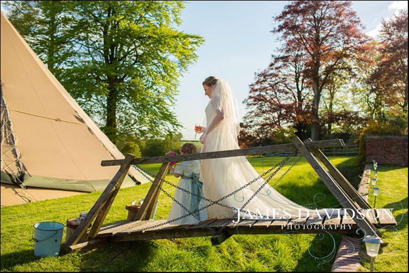 Yarlington House wedding photography