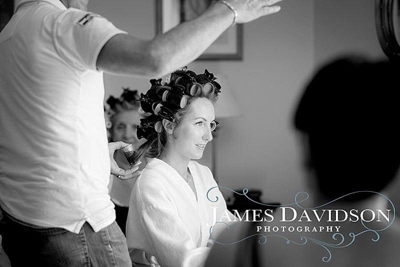 Pat O'Neill wedding hairdresser