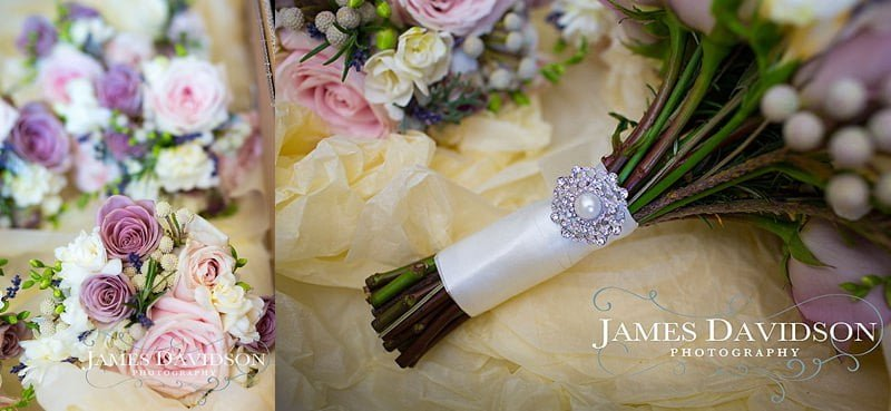 wedding bouquet for irish wedding