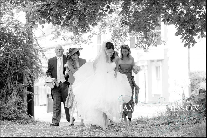 Durham University wedding photographer