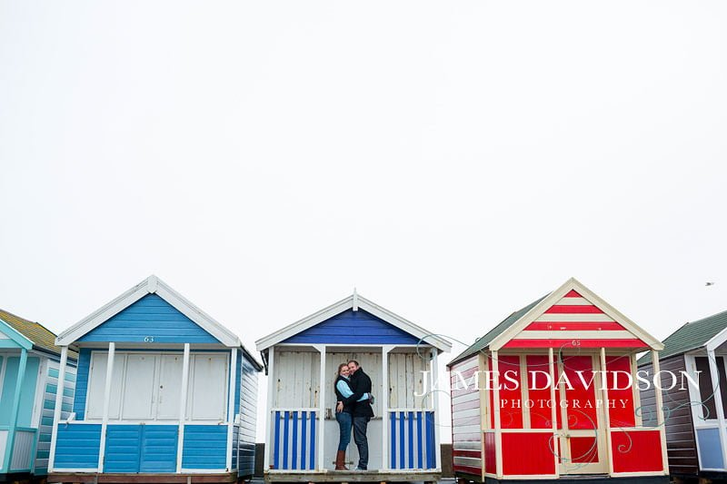 Southwold huts