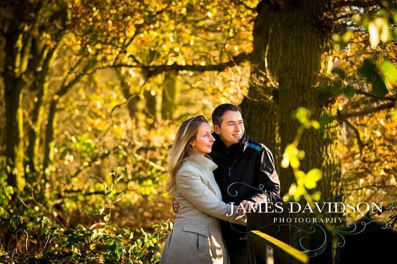 Essex engagement shoot