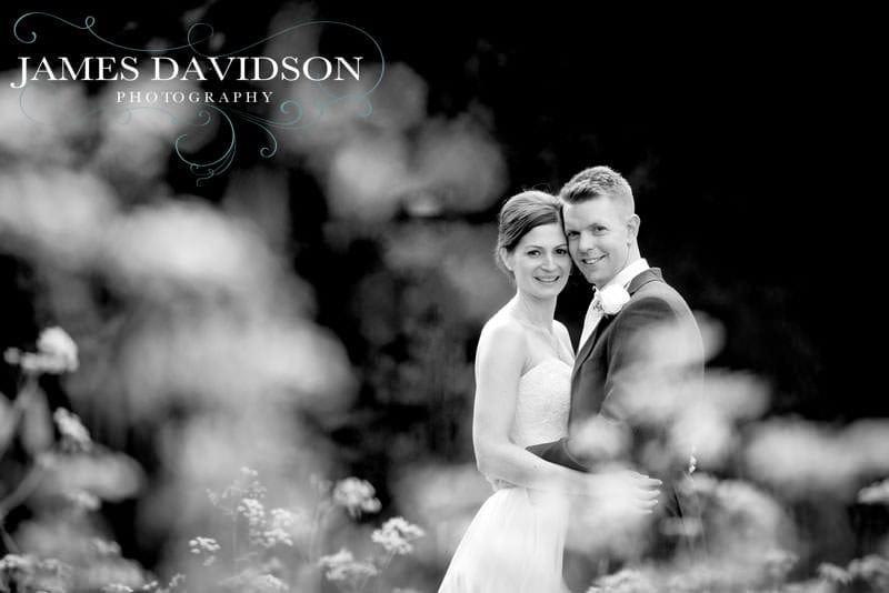 Hengrave Hall spring wedding