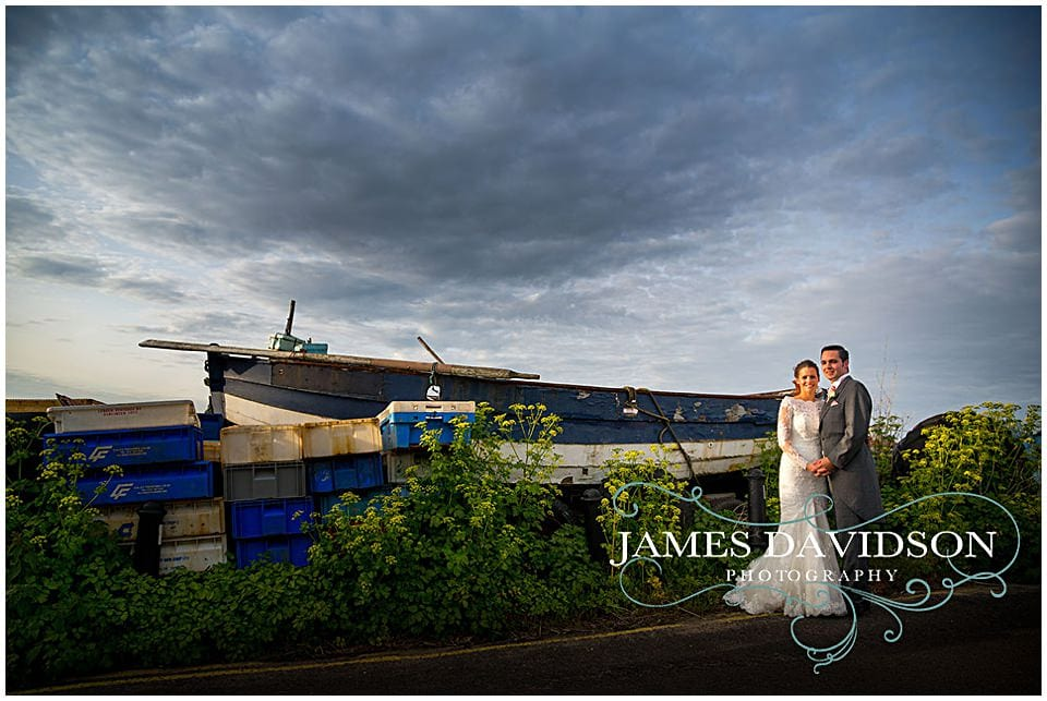 Norfolk wedding photography
