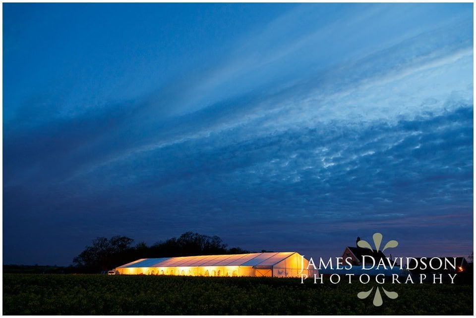 Suffolk farm wedding
