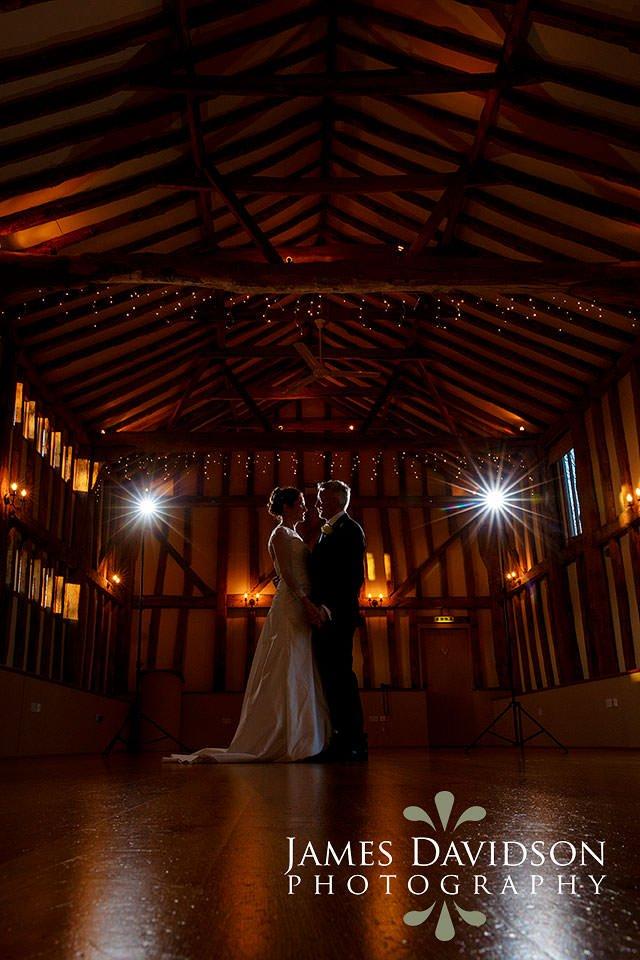 Garden barn suffolk wedding