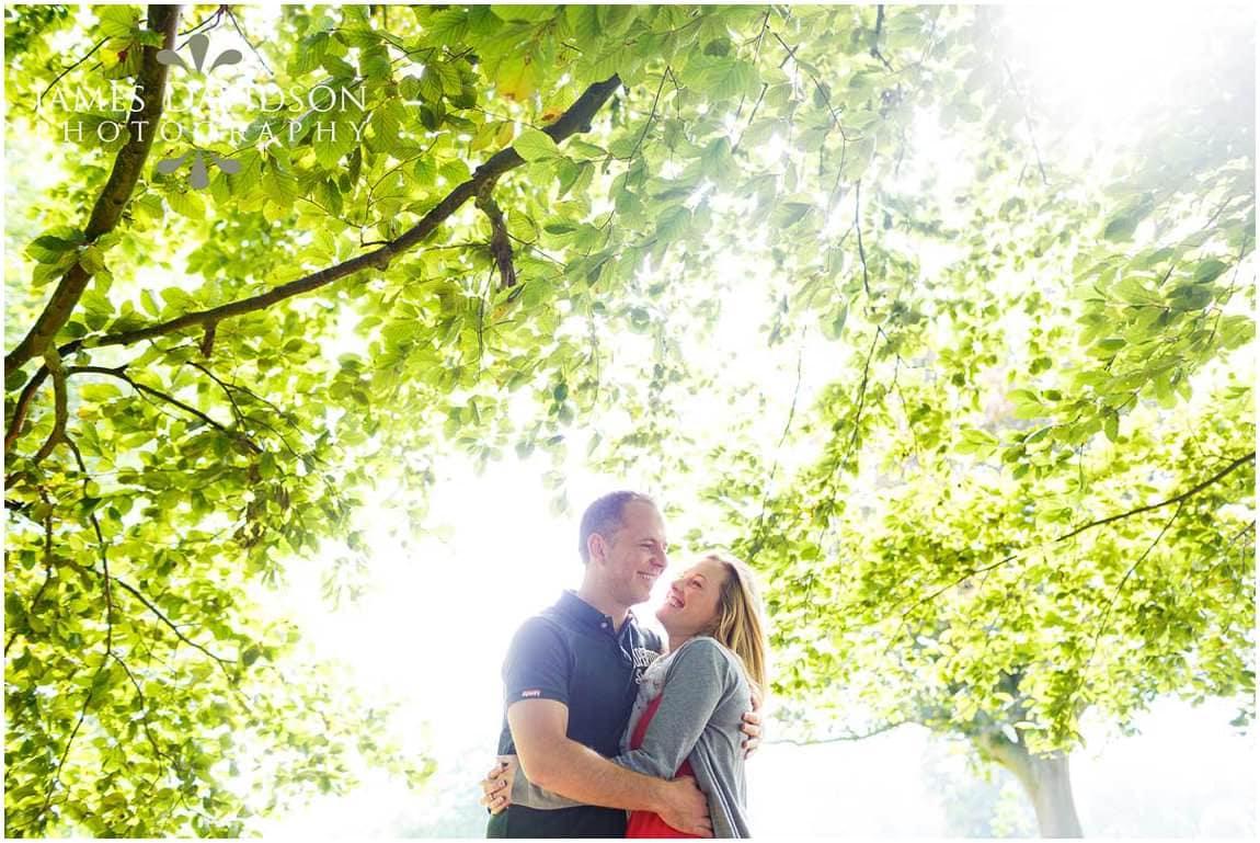 Hertfordshire engagement photos