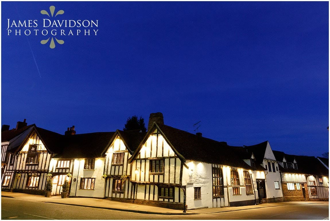 The Swan Lavenham