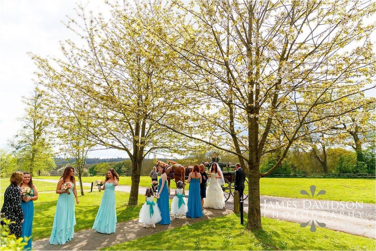 Loseley wedding photography
