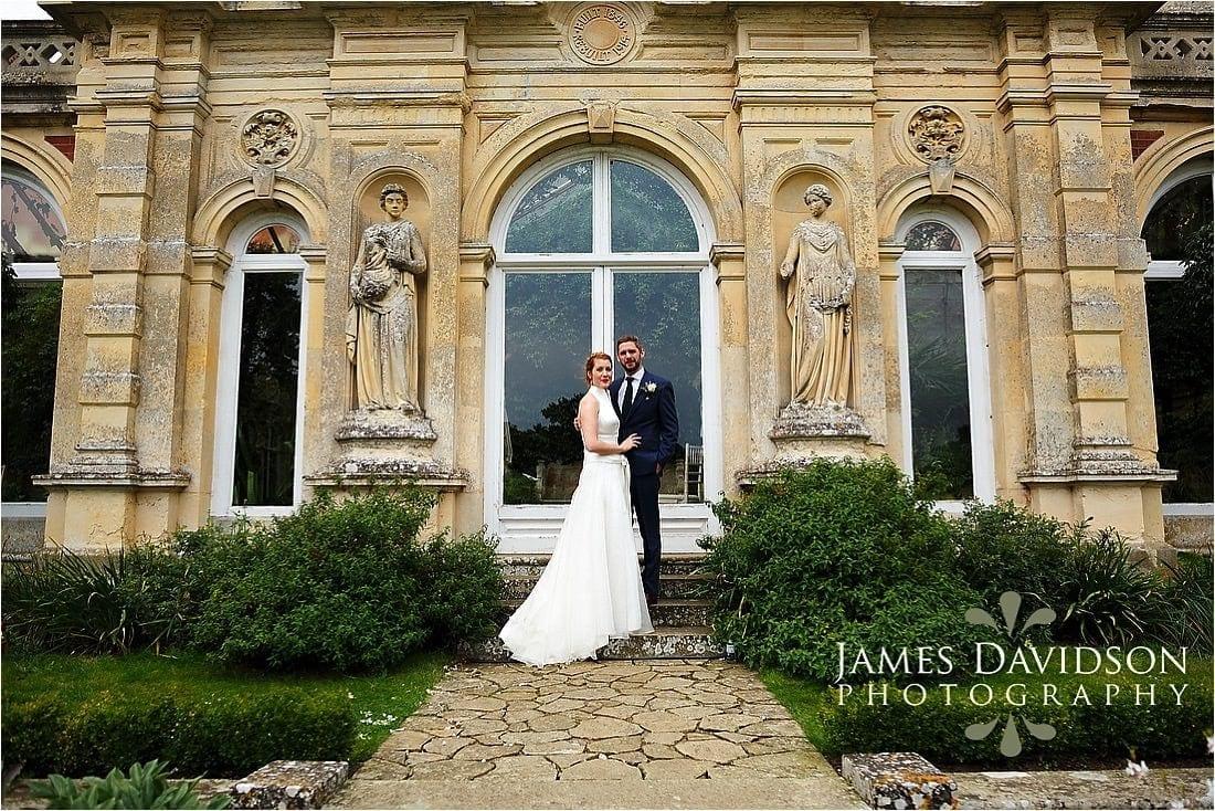 Somerleyton Hall wedding