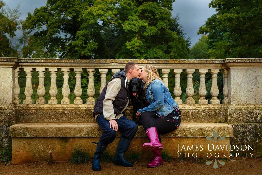 Berkshire engagement photography