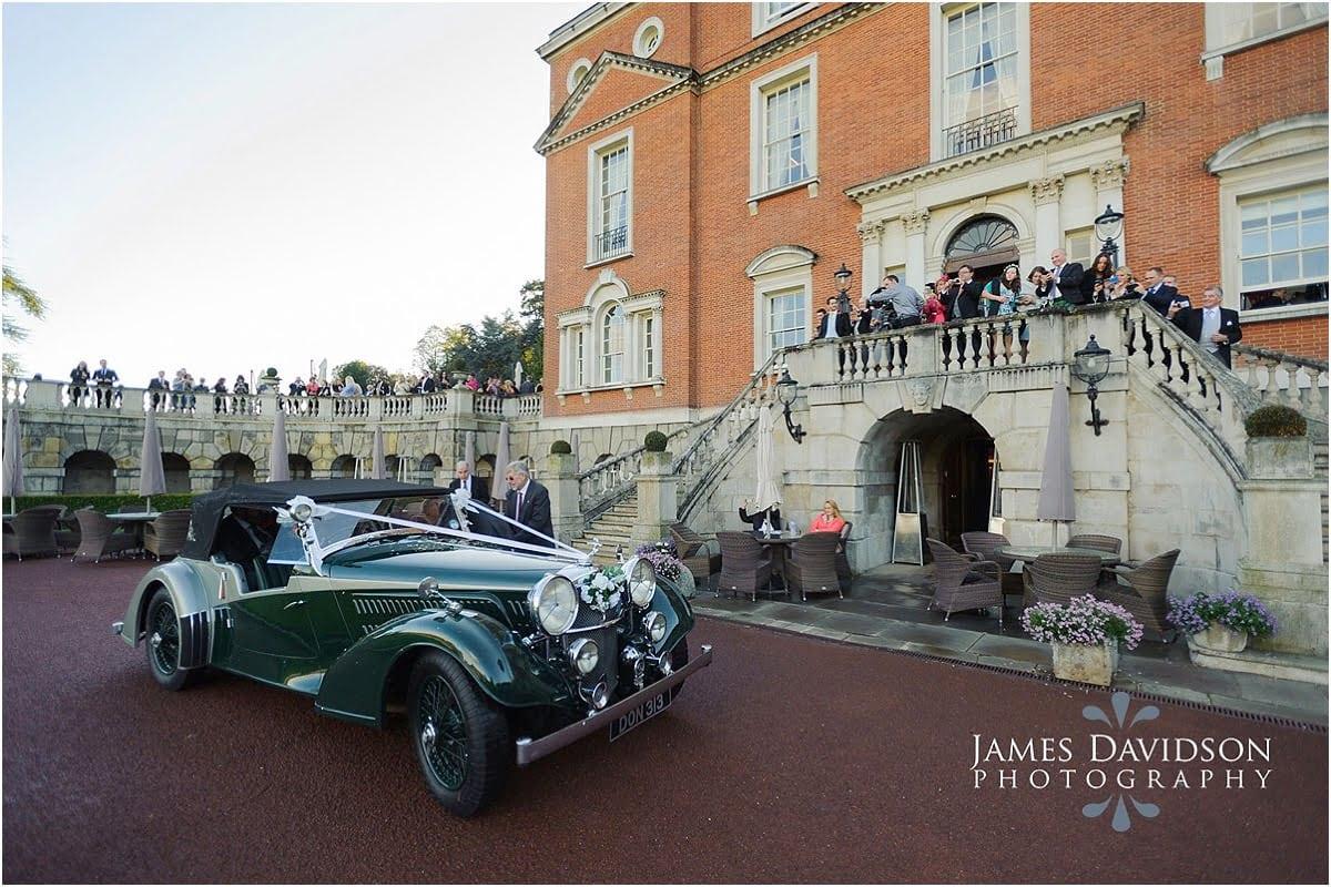 RAC Epsom wedding photography