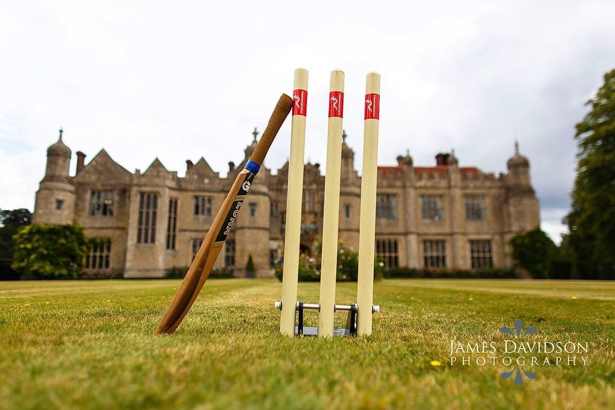 Cricket Hengrave Hall