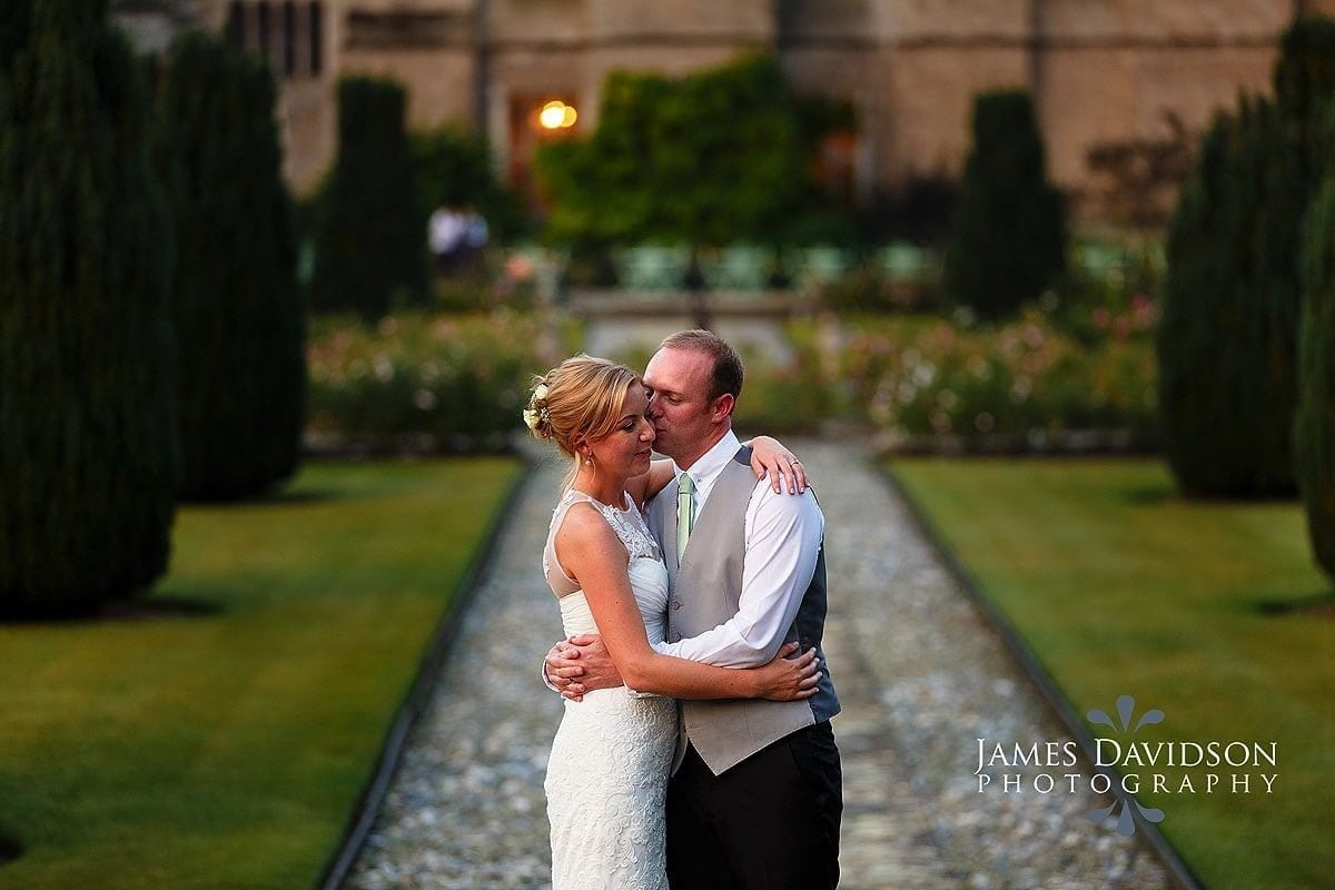 Hengrave wedding photography
