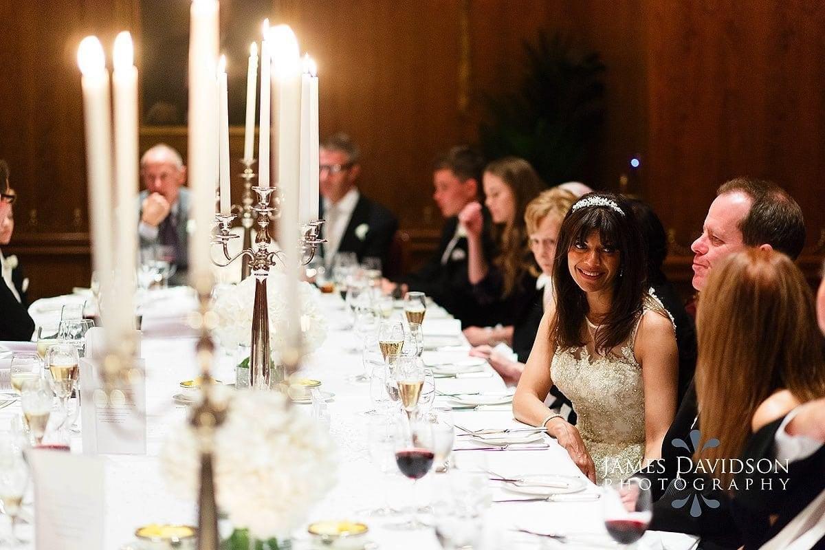 Churchill room dining savoy hotel