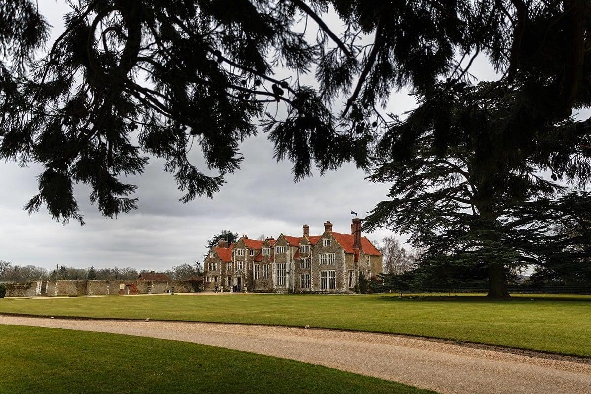 loseley park wedding venue