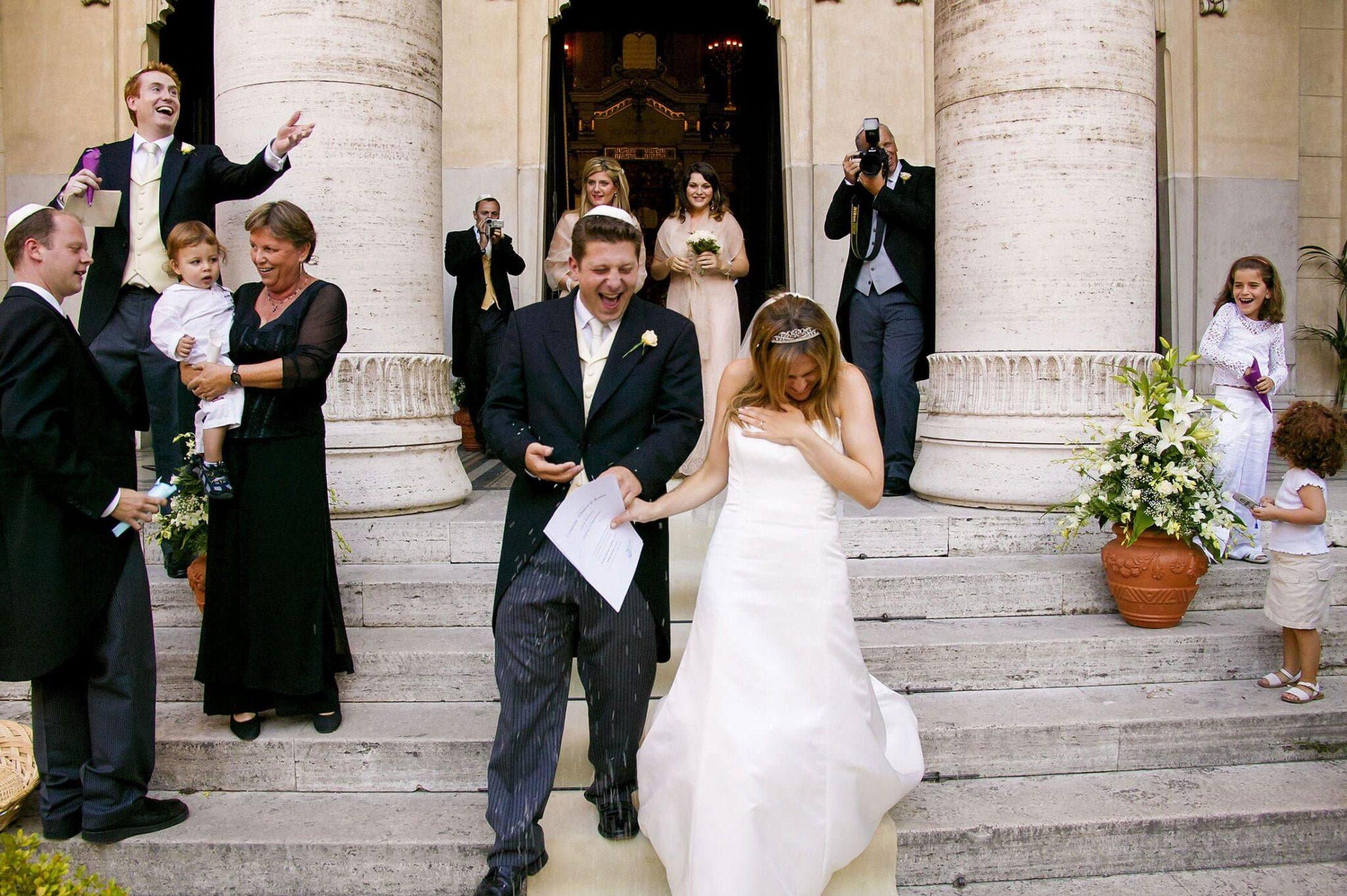 Wedding Photographer Rome | Melissa + Rick