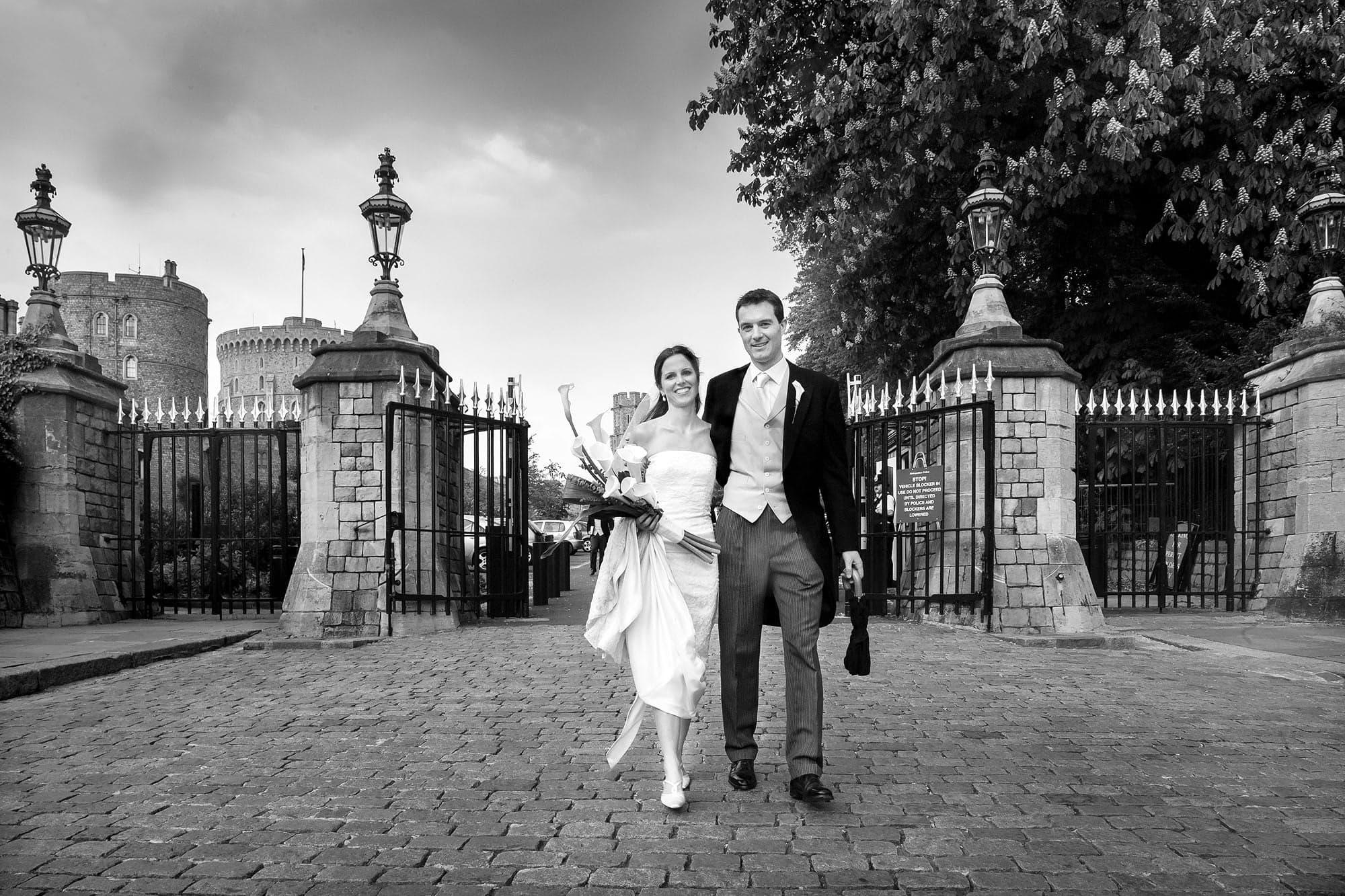 Windsor Castle wedding photography