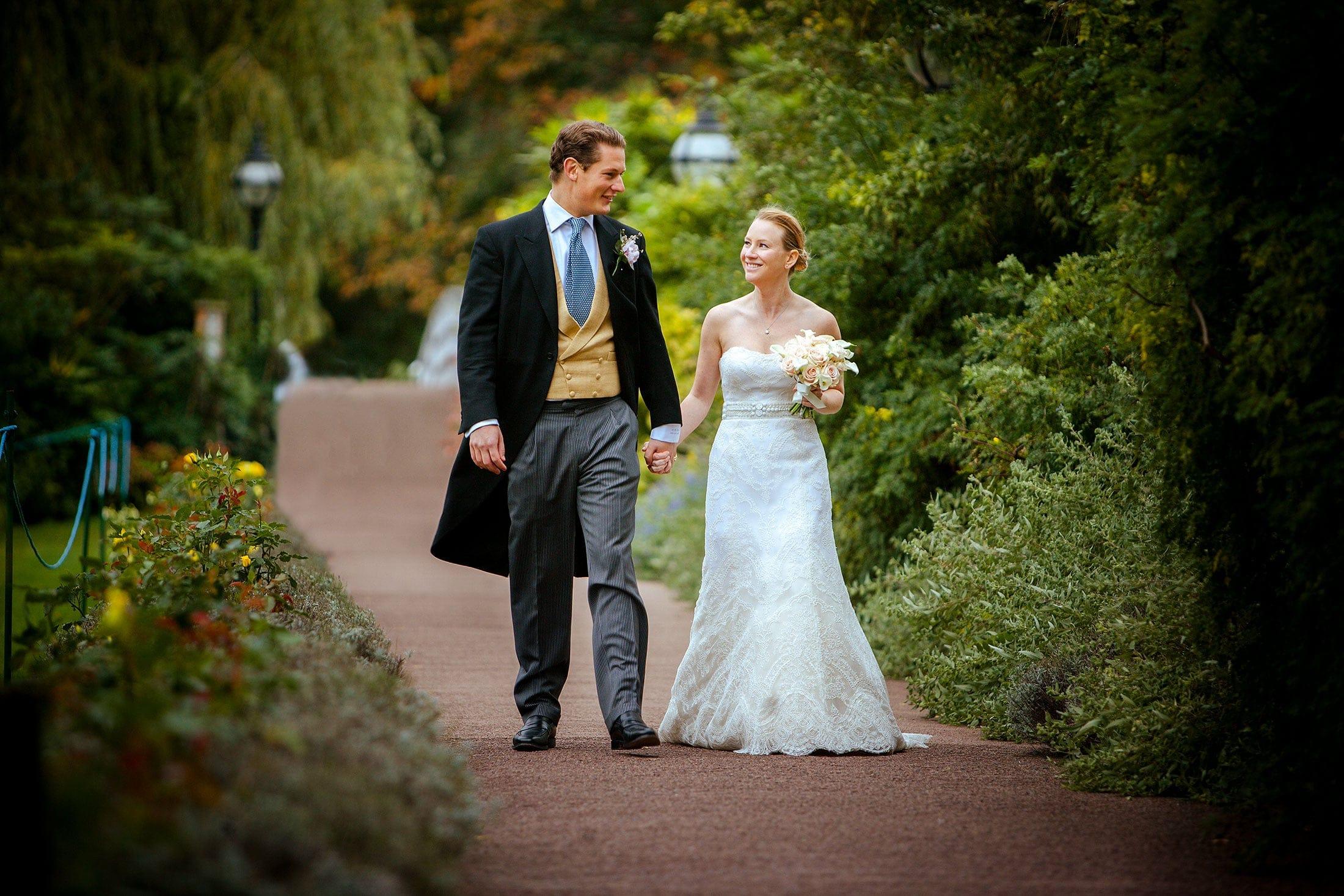Hurlingham wedding photographer | Sarah & Alex