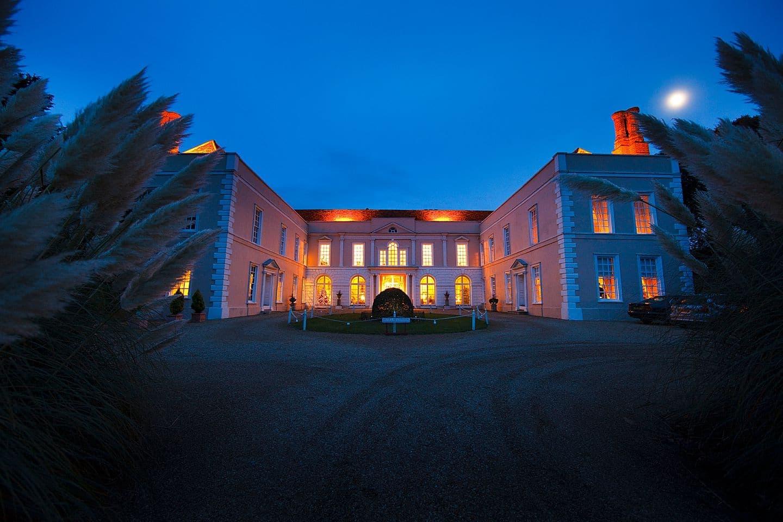 Hintlesham Hall wedding venue