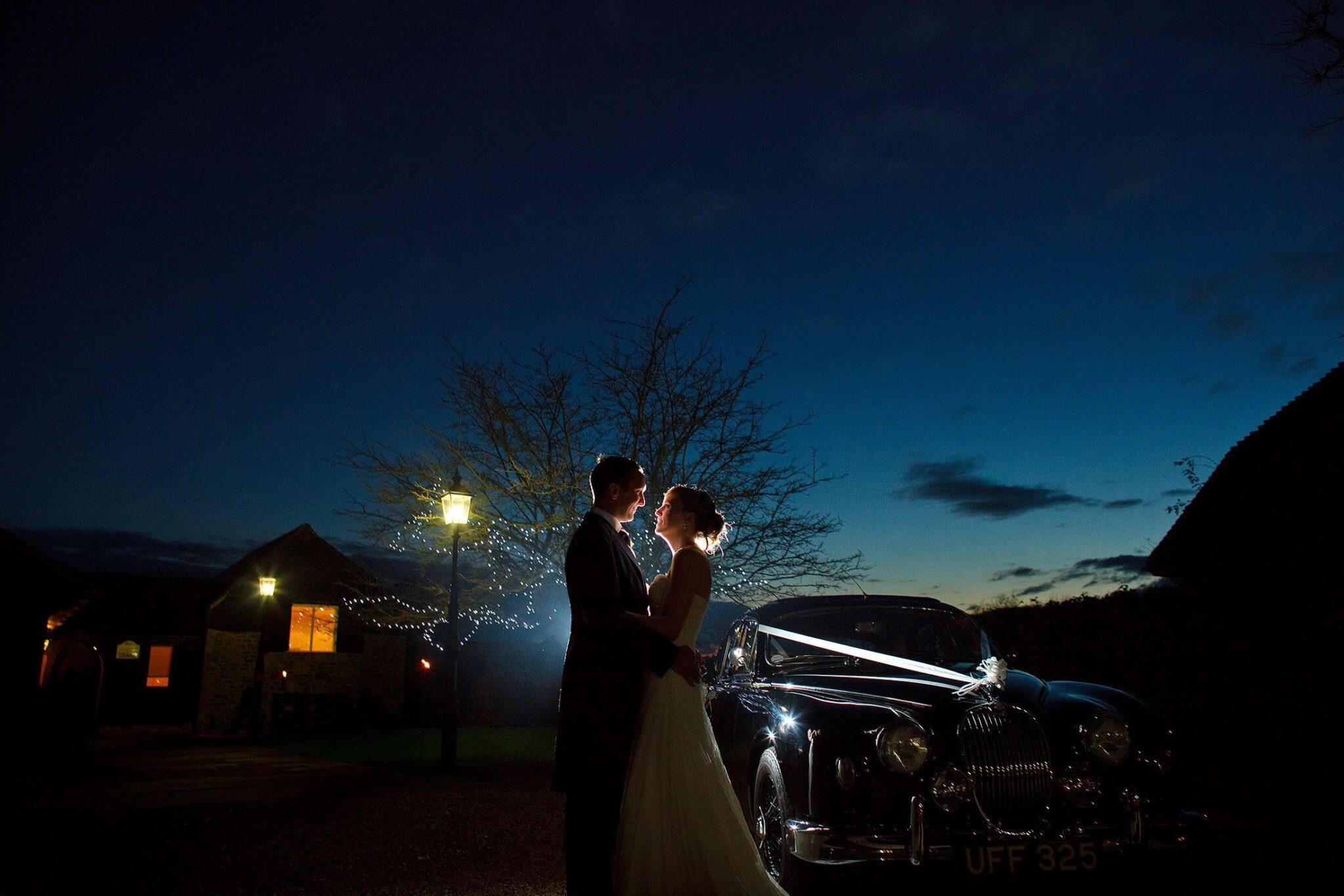 Loseley Park wedding photography of Helen & Tom