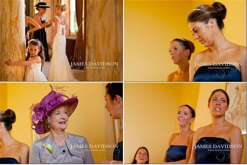 yellow wedding photos