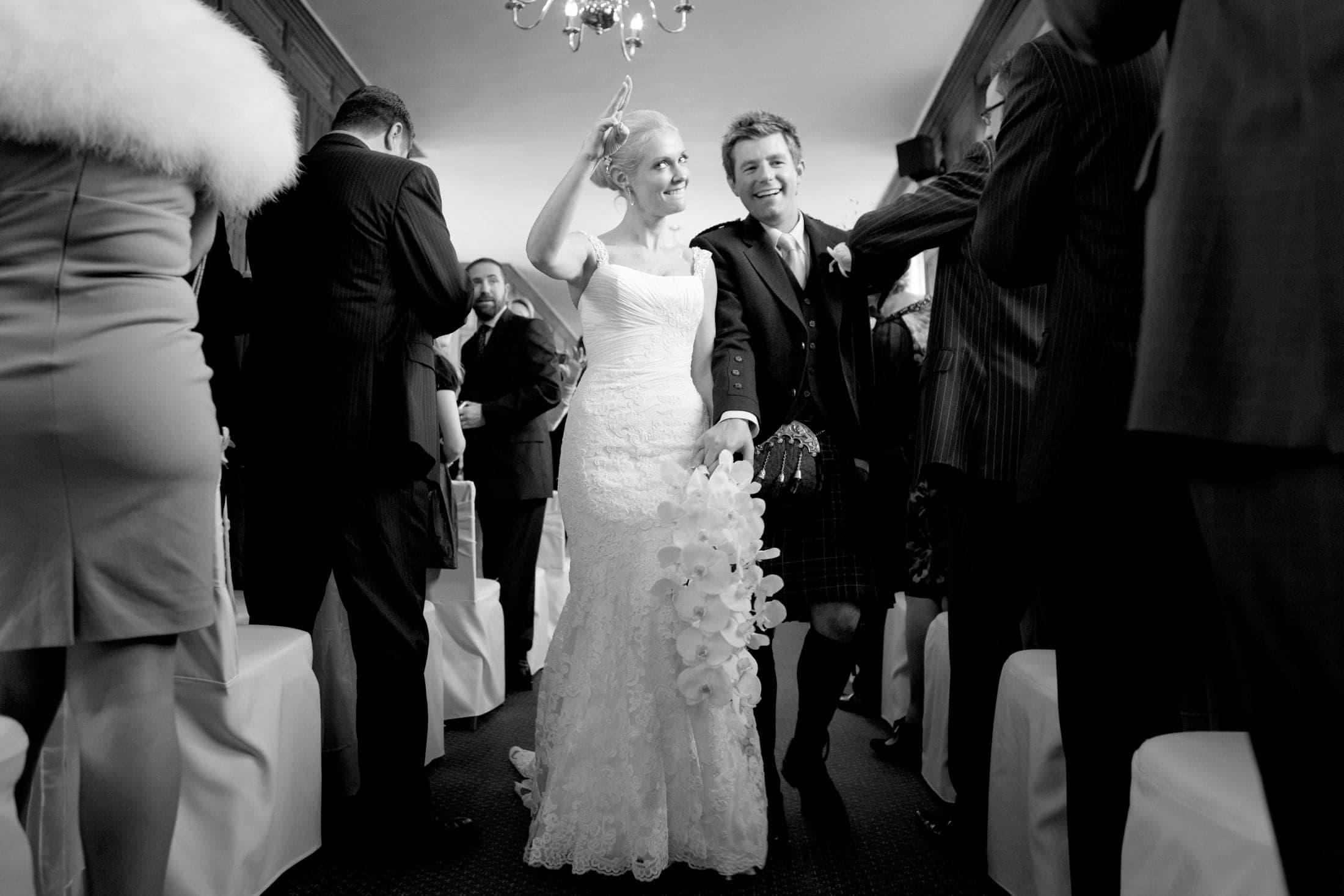 Gosfield Hall weddings | Wendy + Clark