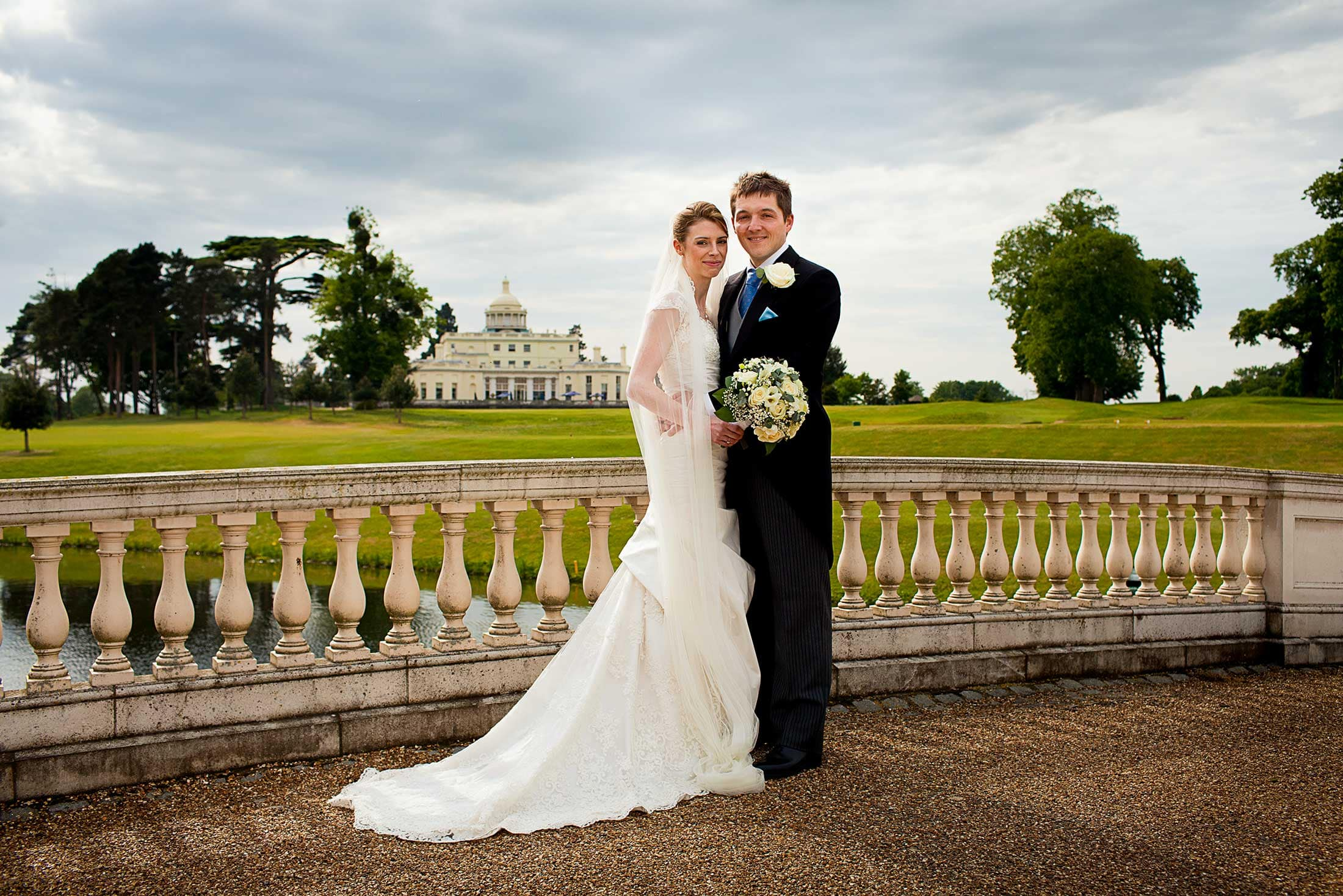Stoke Park wedding photographer | Ellie & Richard