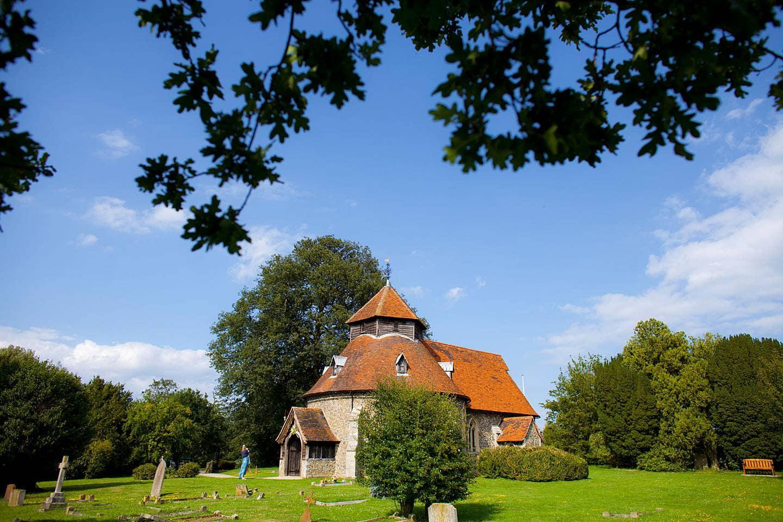 Little Maplestead Church