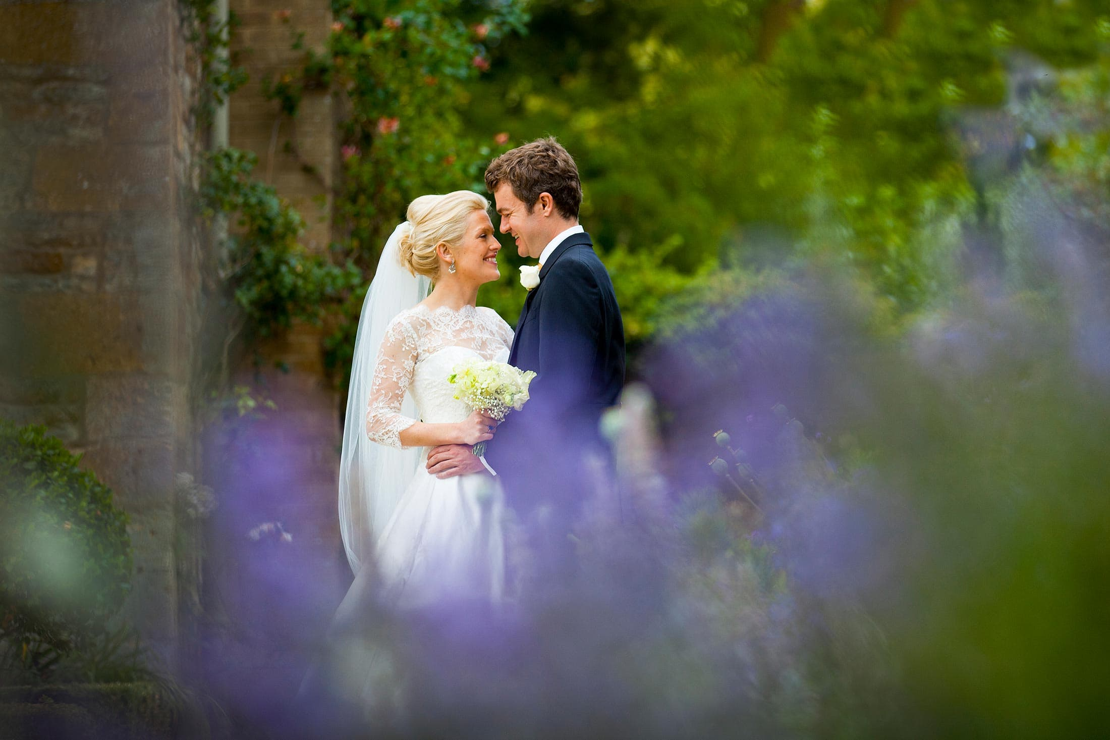 Gloucestershire wedding photography of Alexa & David