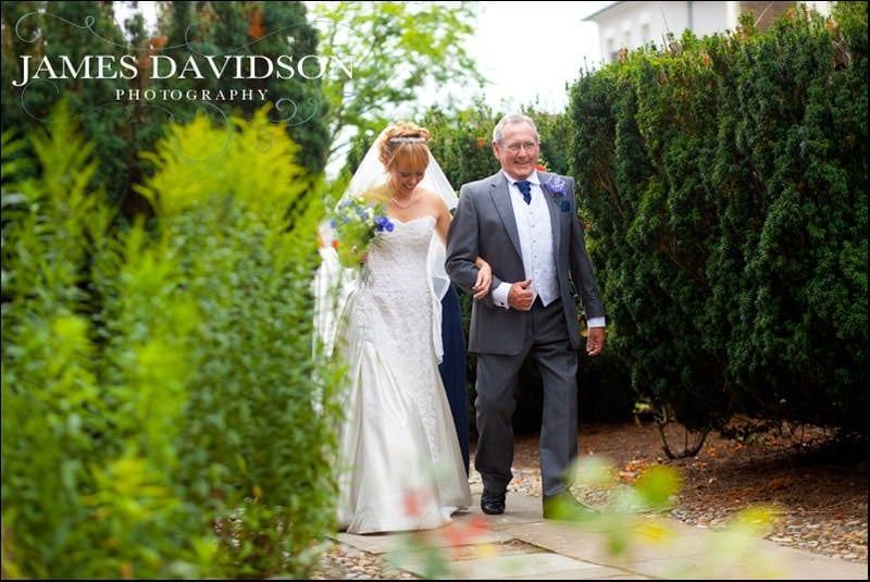 Ipswich church wedding