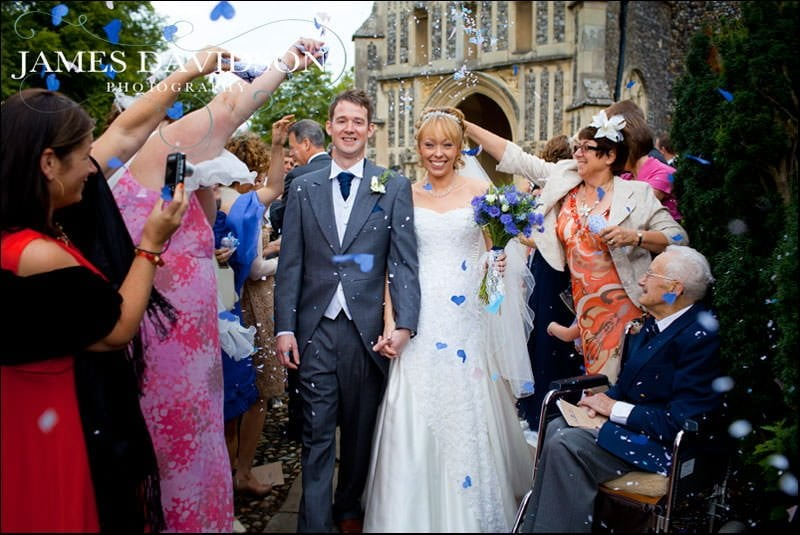 ipswich wedding confetti