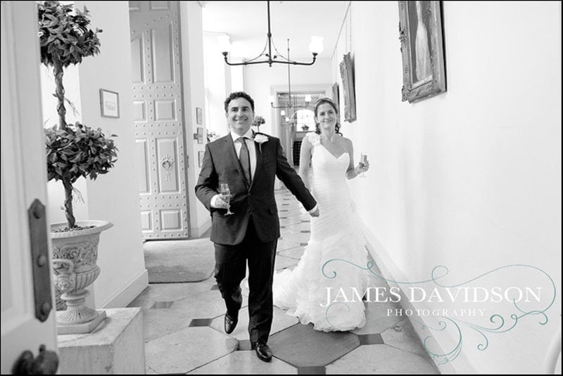 Gosfield Hall summer wedding