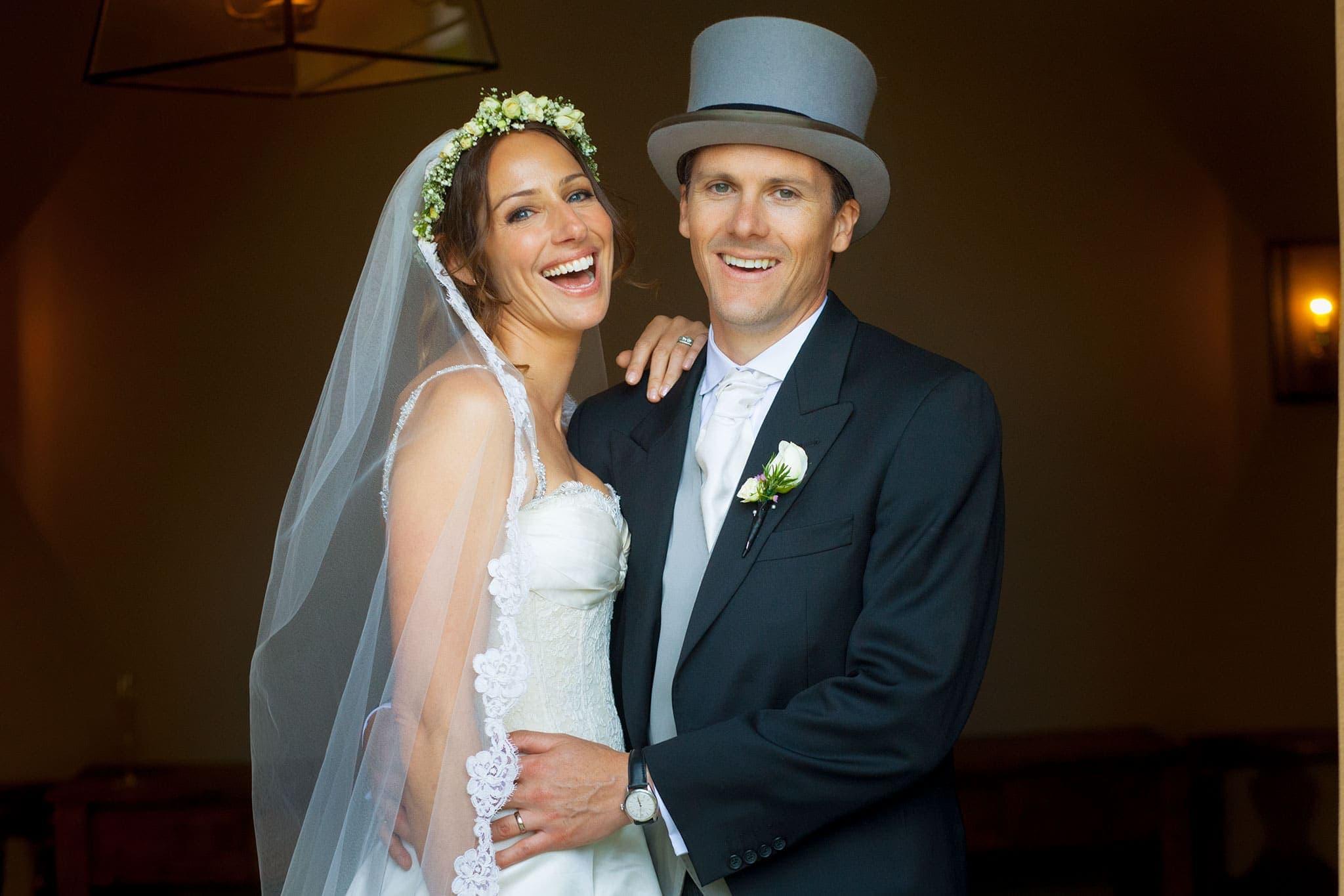 Olde Bell Hurley wedding of Sophie & Chris