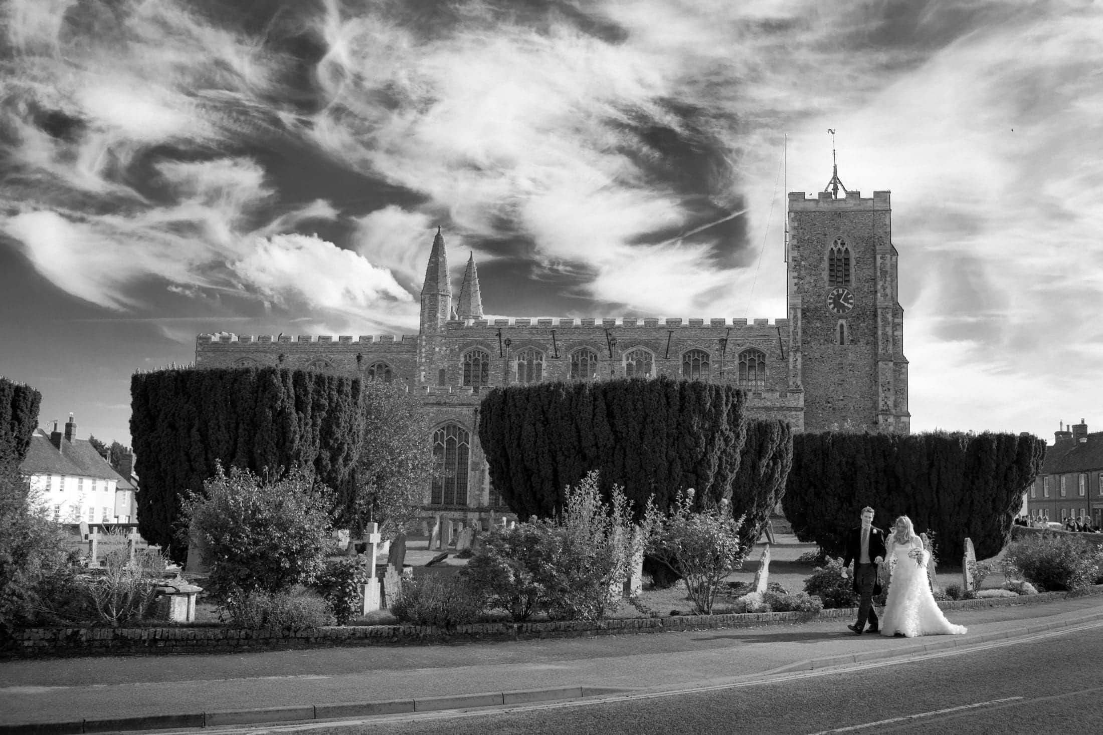 Suffolk wedding of Holly & Mark