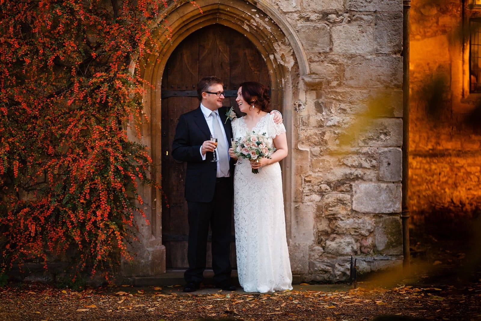 Notley Abbey wedding photography | Just One
