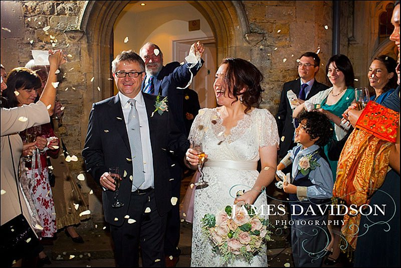 Notley Abbey wedding of Lucy and John