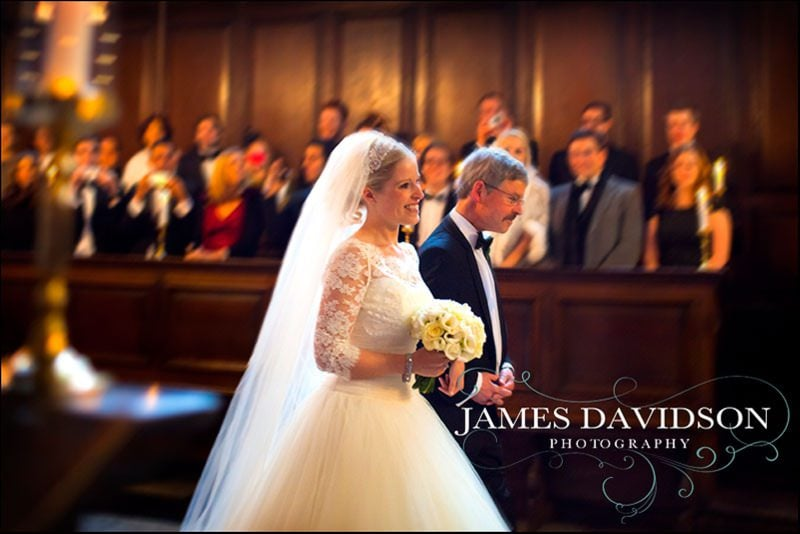 Christs College wedding photography