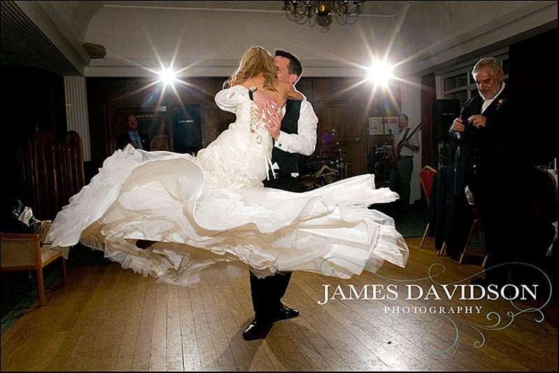 Frinton Golf Club wedding