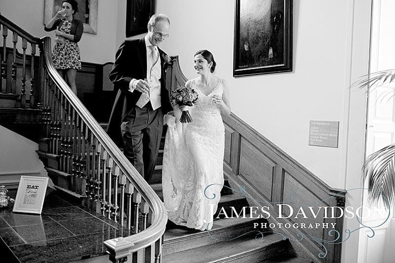 Madingley Hall wedding photography