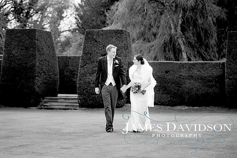 Madingley Hall wedding photography of Marielle and Philip